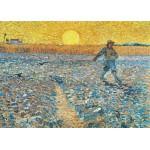 Puzzle  Grafika-Kids-00199 Pièces Magnétiques - Van Gogh Vincent : Le Semeur, 1888