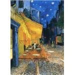 Puzzle  Grafika-Kids-00207 Pièces Magnétiques - Vincent Van Gogh : Terrasse de Café sur la Place du Forum, 1888