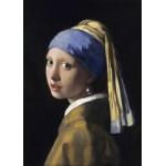 Puzzle  Grafika-Kids-00249 Pièces Magnétiques - Vermeer Johannes : La Jeune Fille à la Perle, 1665