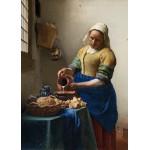Puzzle  Grafika-Kids-00250 Pièces Magnétiques - Vermeer Johannes : La Laitière, 1658-1661