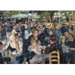 Puzzle  Grafika-Kids-00256 Pièces Magnétiques - Auguste Renoir : Bal du Moulin de la Galette, 1876