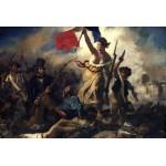 Puzzle  Grafika-Kids-00288 Delacroix Eugène : La Liberté Guidant le Peuple, 1830
