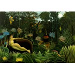 Puzzle  Grafika-Kids-00306 Pièces XXL - Henri Rousseau : The Dream, 1910