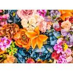 Puzzle  Grafika-Kids-00330 Bouquet Vintage de Fleurs Artificielles