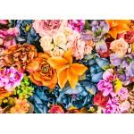 Puzzle  Grafika-Kids-00331 Bouquet Vintage de Fleurs Artificielles