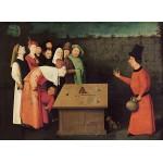 Puzzle  Grafika-Kids-00334 Bosch : Le Prestidigitateur, 1502