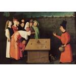 Puzzle  Grafika-Kids-00335 Bosch : Le Prestidigitateur, 1502