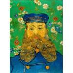 Puzzle  Grafika-Kids-00337 Vincent Van Gogh : Portrait de Joseph Roulin, 1889