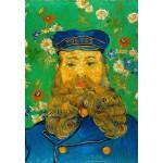 Puzzle  Grafika-Kids-00338 Vincent Van Gogh : Portrait de Joseph Roulin, 1889