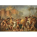 Puzzle  Grafika-Kids-00356 Jacques-Louis David: Les Sabines, 1799