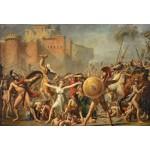 Puzzle  Grafika-Kids-00358 Pièces XXL - Jacques-Louis David: Les Sabines, 1799