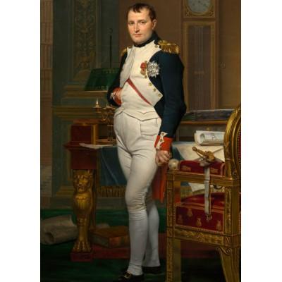Puzzle Grafika-Kids-00362 Pièces Magnétiques - Jacques-Louis David: Napoléon dans son Cabinet de Travail, 1812