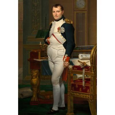 Puzzle Grafika-Kids-00363 Pièces XXL - Jacques-Louis David: Napoléon dans son Cabinet de Travail, 1812