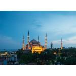 Puzzle  Grafika-Kids-00406 Mosquée Bleue, Turquie