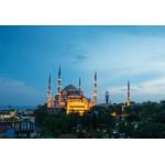 Puzzle  Grafika-Kids-00408 Pièces XXL - Mosquée Bleue, Turquie