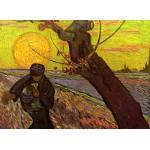 Puzzle  Grafika-Kids-00418 Van Gogh Vincent : Le Semeur, 1888