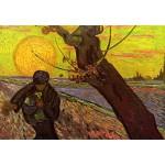Puzzle  Grafika-Kids-00419 Van Gogh Vincent : Le Semeur, 1888