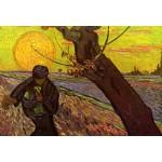 Puzzle  Grafika-Kids-00422 Pièces XXL - Van Gogh Vincent : Le Semeur, 1888