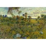 Puzzle  Grafika-Kids-00424 Van Gogh Vincent : Coucher de Soleil à Montmajour, 1888