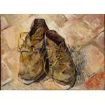 Puzzle  Grafika-Kids-00433 Van Gogh Vincent : Chaussures, 1888
