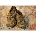 Puzzle  Grafika-Kids-00434 Van Gogh Vincent : Chaussures, 1888