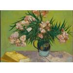 Puzzle  Grafika-Kids-00441 Pièces Magnétiques - Van Gogh Vincent : Lauriers Roses,1888