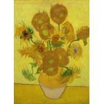 Puzzle  Grafika-Kids-00448 Van Gogh Vincent : Les Tournesols, 1887