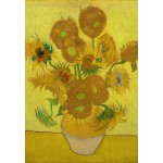 Puzzle  Grafika-Kids-00449 Van Gogh Vincent : Les Tournesols, 1887