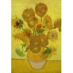 Puzzle  Grafika-Kids-00452 Pièces XXL - Van Gogh Vincent : Les Tournesols, 1887