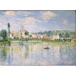 Puzzle  Grafika-Kids-00461 Claude Monet: Vétheuil en été, 1880