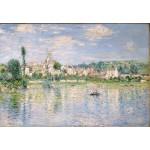 Puzzle  Grafika-Kids-00462 Claude Monet: Vétheuil en été, 1880