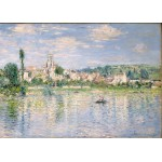 Puzzle  Grafika-Kids-00464 Pièces Magnétiques - Claude Monet: Vétheuil en été, 1880