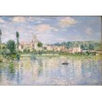 Puzzle  Grafika-Kids-00465 Pièces XXL - Claude Monet: Vétheuil en été, 1880