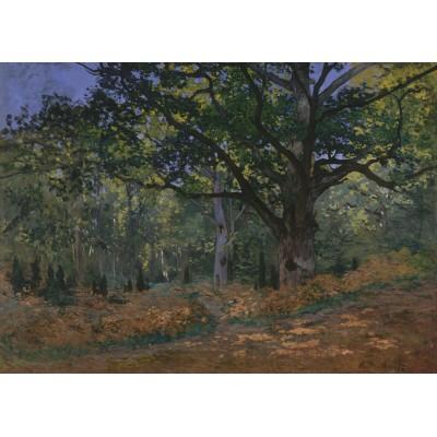 Puzzle Grafika-Kids-00473 Claude Monet: Fontainebleau, 1865