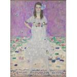 Puzzle  Grafika-Kids-00485 Gustav Klimt : Mäda Primavesi, 1912
