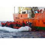 Puzzle  Grafika-Kids-00548 SOS MEDITERRANEE - Sauvetage en Mer