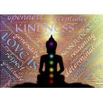 Puzzle  Grafika-Kids-00553 Pièces Magnétiques - Bouddha