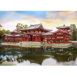 Puzzle  Grafika-Kids-00563 Pièces Magnétiques - Temple Byodo-In Kyoto