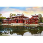 Puzzle  Grafika-Kids-00564 Pièces XXL - Temple Byodo-In Kyoto