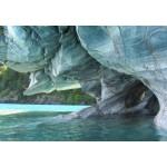 Puzzle  Grafika-Kids-00666 Grotte de Marbre Bleu, Chili