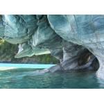 Puzzle  Grafika-Kids-00667 Grotte de Marbre Bleu, Chili
