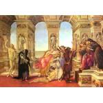 Puzzle  Grafika-Kids-00693 Sandro Botticelli: La Calomnie d'Apelle, 1495-1497