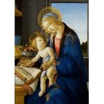 Puzzle  Grafika-Kids-00698 Sandro Botticelli: La Madone du Livre, 1480