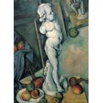 Puzzle  Grafika-Kids-00709 Paul Cézanne: Nature Morte au Cupidon de Plâtre, 1895