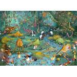 Puzzle  Grafika-Kids-00804 François Ruyer : La Jungle