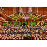 Puzzle  Grafika-Kids-00809 François Ruyer : Orchestre !