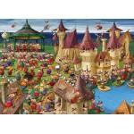Puzzle  Grafika-Kids-00891 François Ruyer: Sorcières