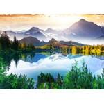 Puzzle  Grafika-Kids-00924 La Montagne derrière le Lac