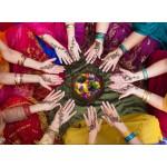 Puzzle  Grafika-Kids-00974 Femmes Indiennes