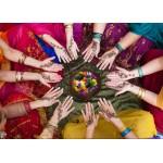 Puzzle  Grafika-Kids-00976 Femmes Indiennes